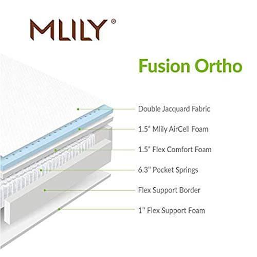 Packages - Leggett & Platt Prodigy Comfort Elite Adjustable Bed with Choice of Mlily Hybrid Mattress