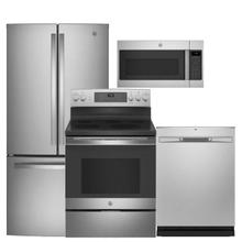 GE Black Friday Kitchen Package - Electric