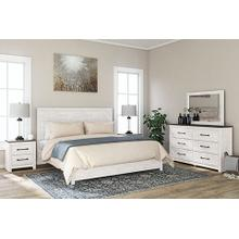 """View Product - 7 Piece Gerridan Bedroom includes a Free 50"""" Samsung QLED Smart TV"""