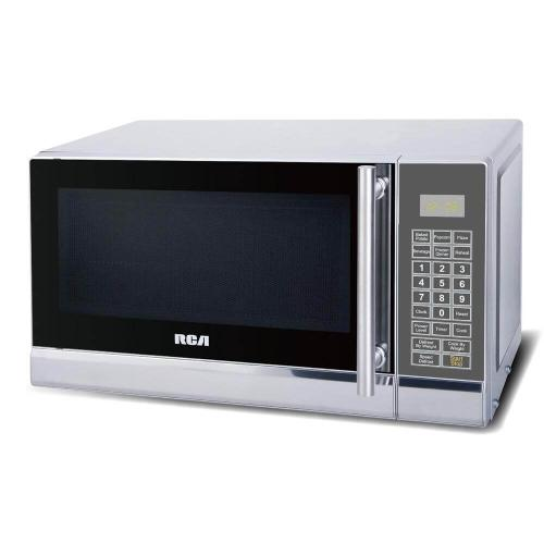 Gallery - 0.7 cu. ft. Countertop Microwave in Stainless Steel