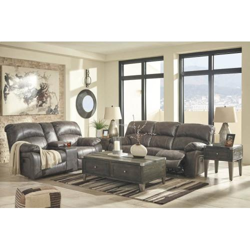 Ashley 516 Dunwell Power Reclining Sofa & Love