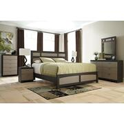 B142 Queen Bed, Dresser and Mirror, Nightstand, Chest of Drawers Product Image