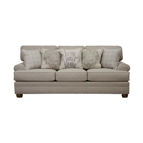 Farmington Buff Sofa & Loveseat