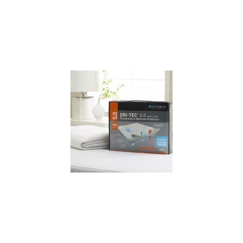 Product Image - 5.0 DRI-TEC MOISTURE WICKING PERFORMANCE MATTRESS PROTECTOR