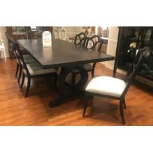 See Details - Table & 6 chairs