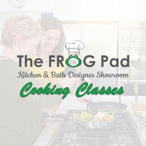 The Frog Pad - April 23rd - 6pm to 9pm - AMAZING OVER THE TOP Tapas