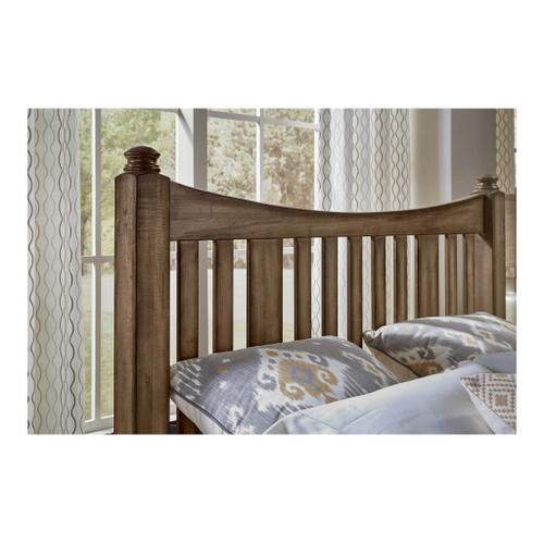Maple Road Poster Slat Bedroom Group