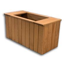 View Product - Mahogany Storage Trunk