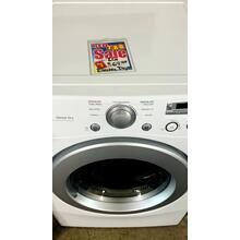 See Details - USED- Front Load Washing Machine --FLWAS27W-U Serial #159