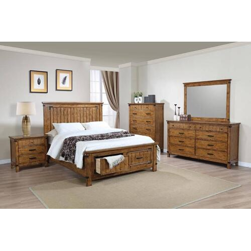 Packages - Brenner 4Pc Full Bed Set