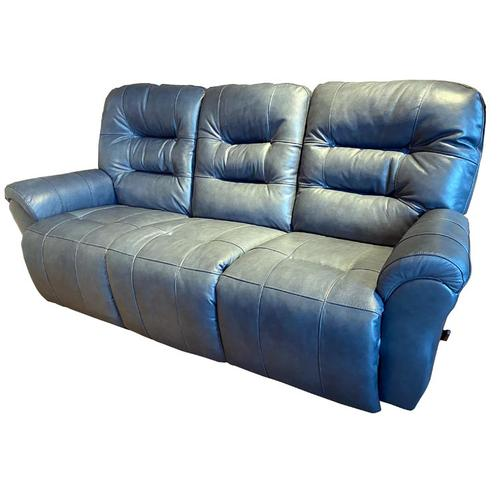 UNITY COLL. Leather Reclining Sofa #221613