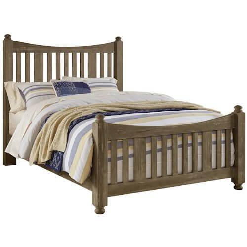 Poster Slat Queen Bed