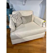 See Details - Studio Linen Chair and 1/2
