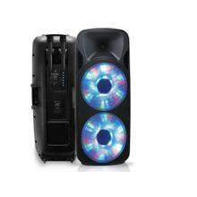 "3500 Watt Portable 15"" LED Speaker System w/ Bluetooth"