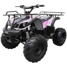 125CC Fully-Automatic/Semi-Automatic Mid Sized Utility ATV