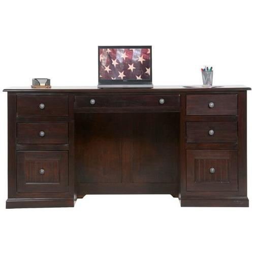 Poplar Desk & Return