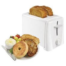 Proctor Silex, 22611, 2-Slice Toaster, White