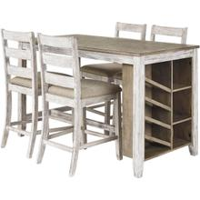 View Product - Skempton Counter Height 5 Piece Dining Set