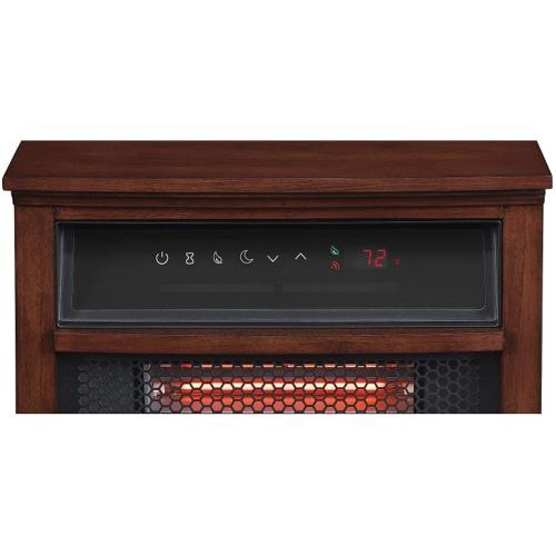 Infrared   Halogen Smart Heater with Bluetooth/Smartphone Controls