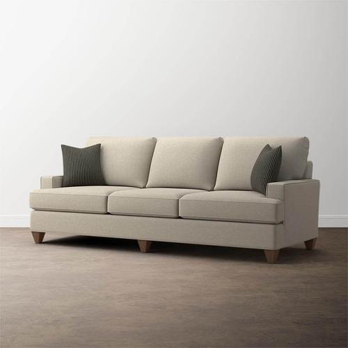 Bassett Furniture - Premier Collection - Custom Upholstery Grand Deep Sofa