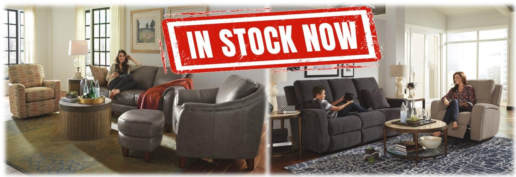 Products currently in stock at Missouri's LARGEST Furniture showroom. Hurry in and take these great finds home TODAY! **Items shown are stock items - prices, colors, & options may be different than what is in store.**