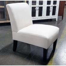 Accent Chair (Cream/Linen)