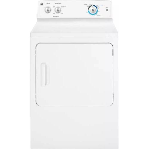 "27"" Dura Drum Gas Dryer with 6.0 Cu. Ft. Capacity"