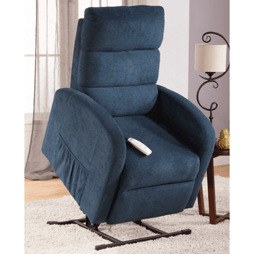 Newton Lift Chair Petrol