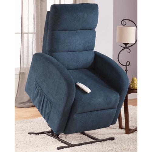 Newton Lift Chair Petrol