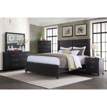 KING INDUSTRIAL CHARMS 4 PC Bedroom Set