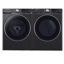 SAMSUNG Smart Front Load Washer & Electric Dryer- Open Box **Colorado Exclusive**