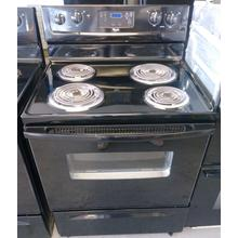 """30"""" Whirlpool Coil-Top Electric Range (USED) *90 Day Warranty*"""