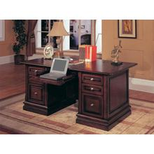 See Details - Executive Library Desk Back