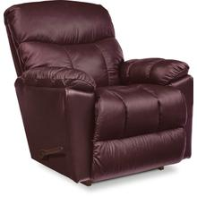 LA-Z-BOY 10-766-LB159308 Morrison Leather Rocking Recliner