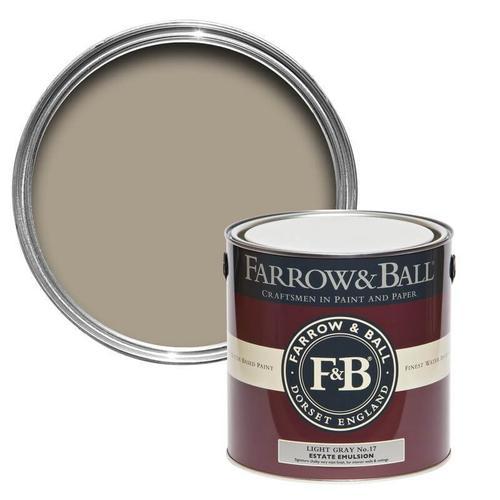 Farrow & Ball - Light Gray No.17