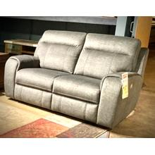 POWER RECLINING LOVESEAT in SLATE W/ POWER HEADRESTS AND USB PORTS   (9868-2-30470,44990)
