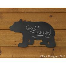 Bear Chalkboard