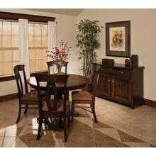 See Details - Shown in Brown Maple