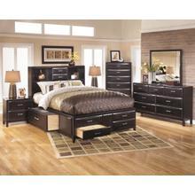 Kira Queen Storage Bedroom Set