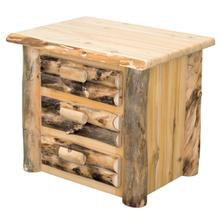 See Details - A573 3-Drawer Nightstand