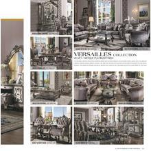 Acme 26820 Versailles II Silver Collection