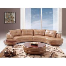 Taos Honey - 2PC Sectional