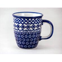 Diamond Lattice Mars Mug