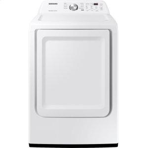 Samsung7.2 cu. ft. Electric Dryer with Sensor Dry - White
