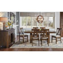 Product Image - Eastwood Dining Table and 4 Chairs