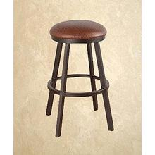 Claremont - Backless Swivel Barstool