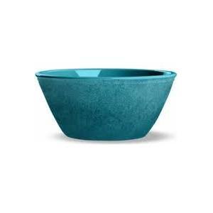 Tarhong - Potters Reactive Bowl Teal Heavy Mold