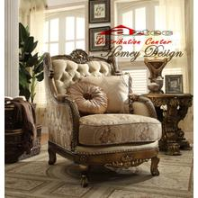 Homey Desing HD506C Living Room Accent Chair Houston Texas