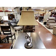 See Details - Banz/Verde Table Lamp (L/STLA886)