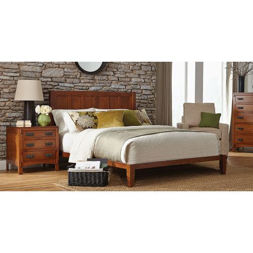 Palettes - AMERICAN CRAFTSMAN GROUP BEDROOM COLLECTION